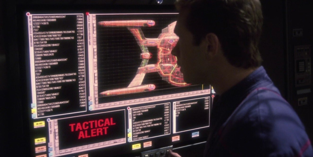 Enterprise under attack