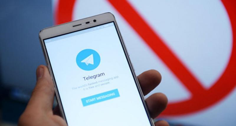 Telegram DDoS