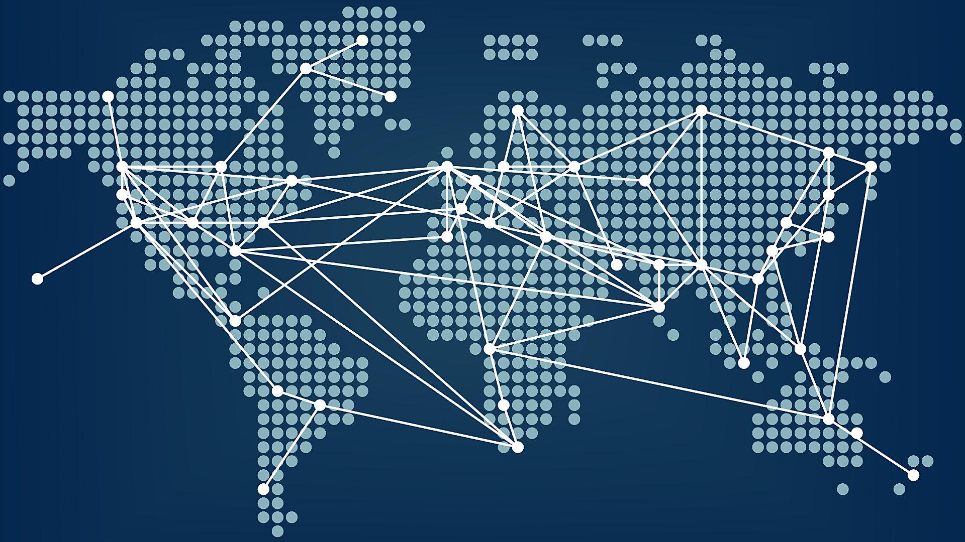 world internet traffic