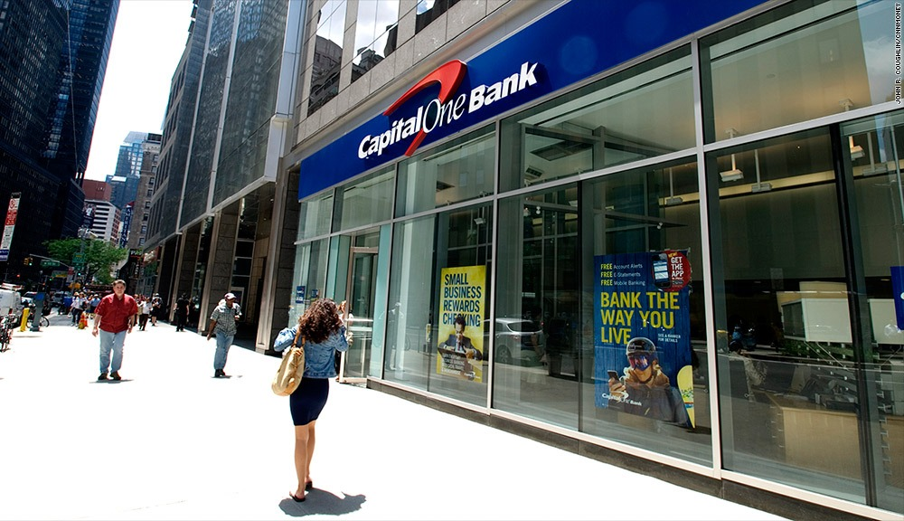 Hacking financial holding Capital One led to a leak of 106 million people's