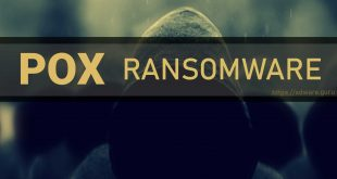 Remove POX Virus (+Decrypt .Pox files) – Bulba Ransomware
