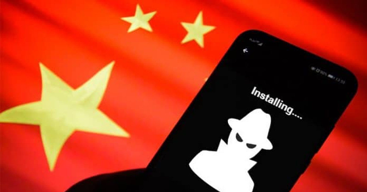china installing spyware in tourists smartphones