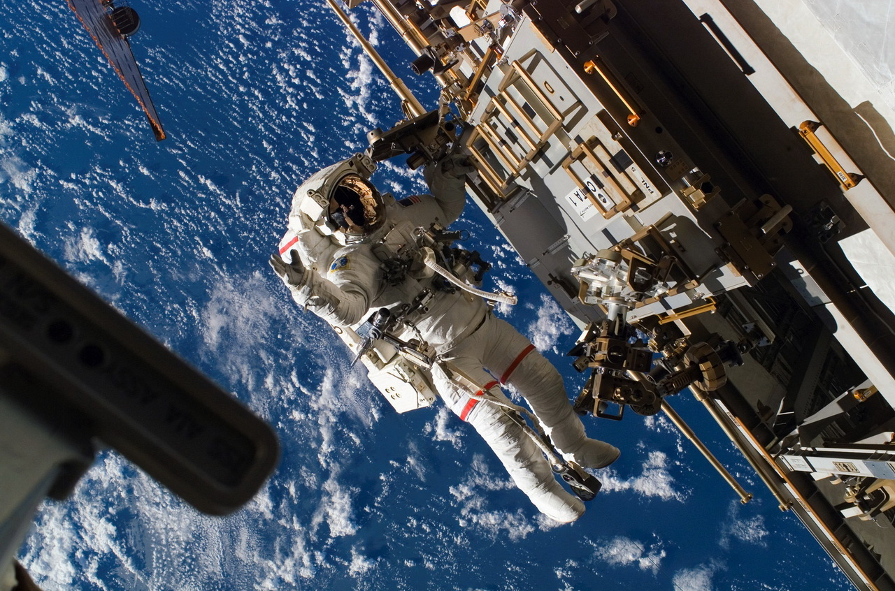 ISS is testing cybersecurity protocol