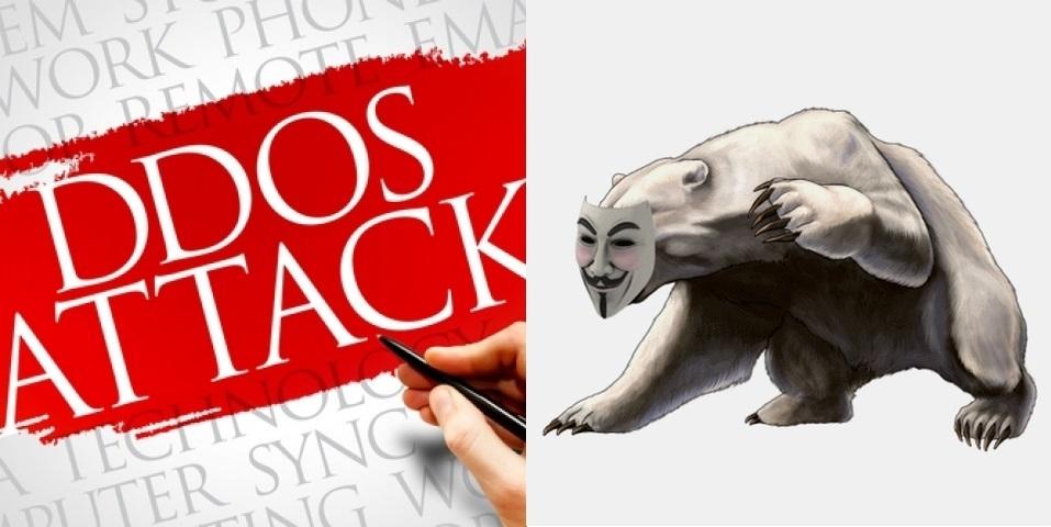 Fraudsters blackmail DDOS attacks