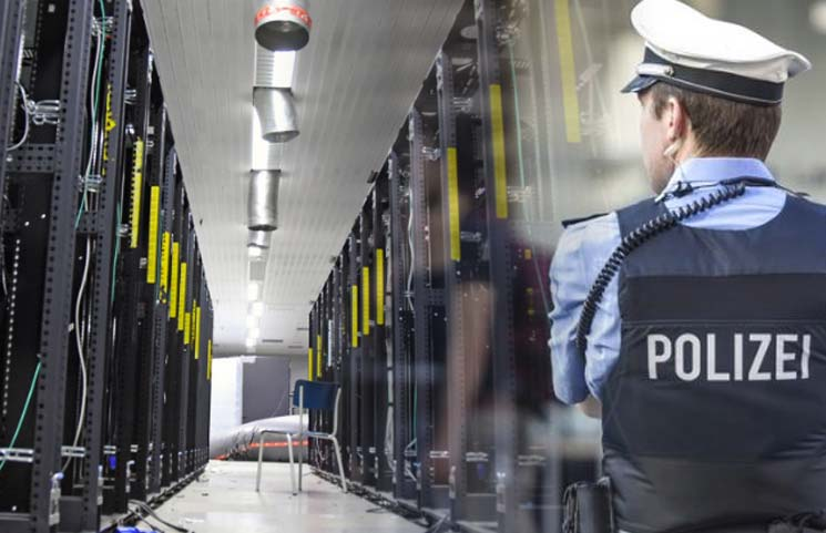 Police defeated hosting CyberBunker 2.0