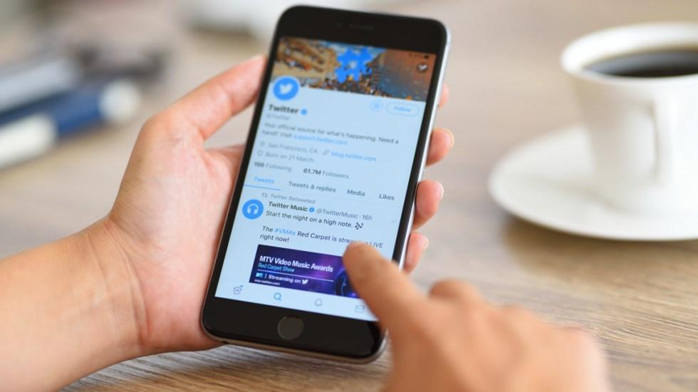 Twitter used 2FA ads data