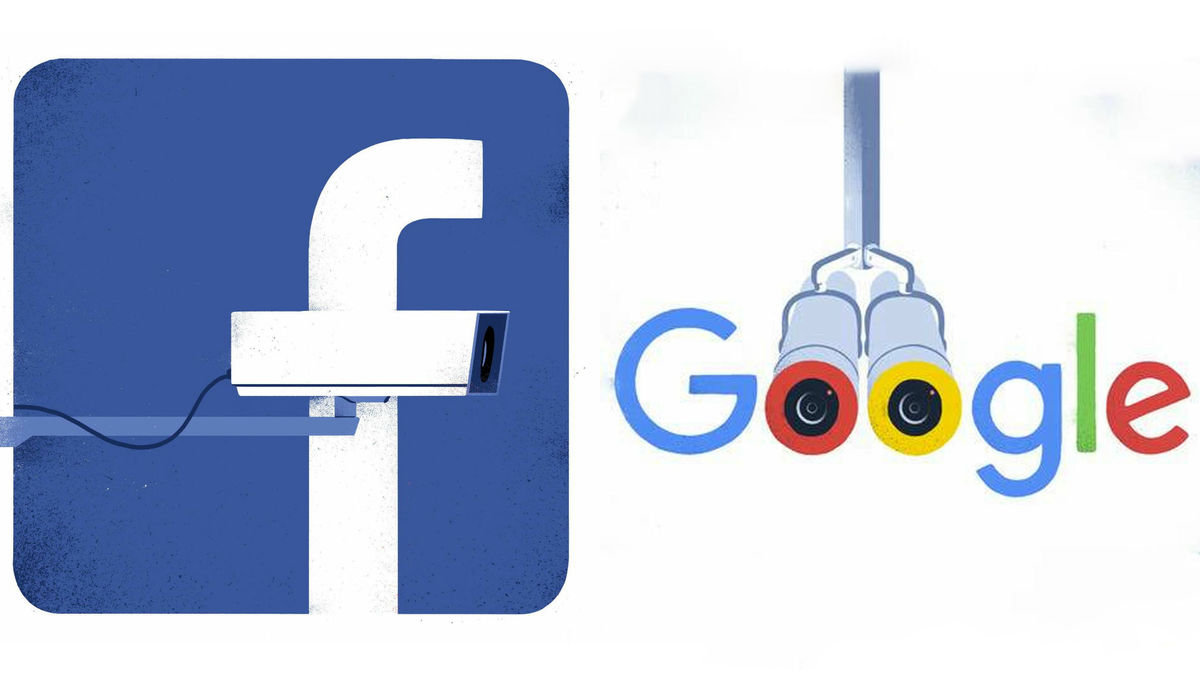 Amnesty International with Facebook and Google