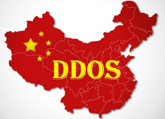 China declared war on DDoS services
