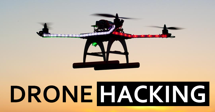 Hacking drones could be easy