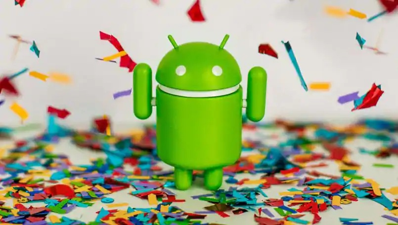 Lists of installed Android applications