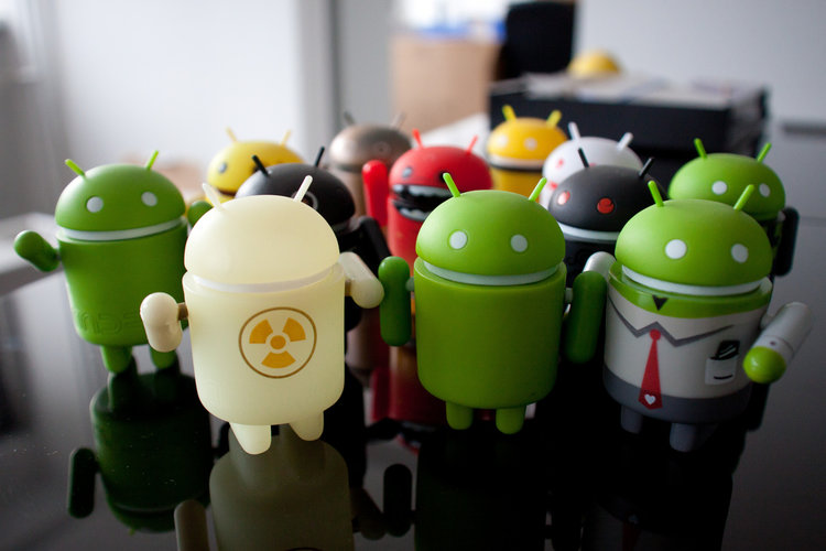 Android is the most vulnerable platform