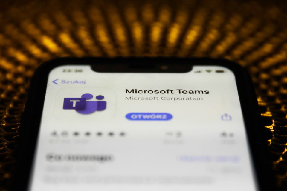 Compromised Microsoft Teams Account
