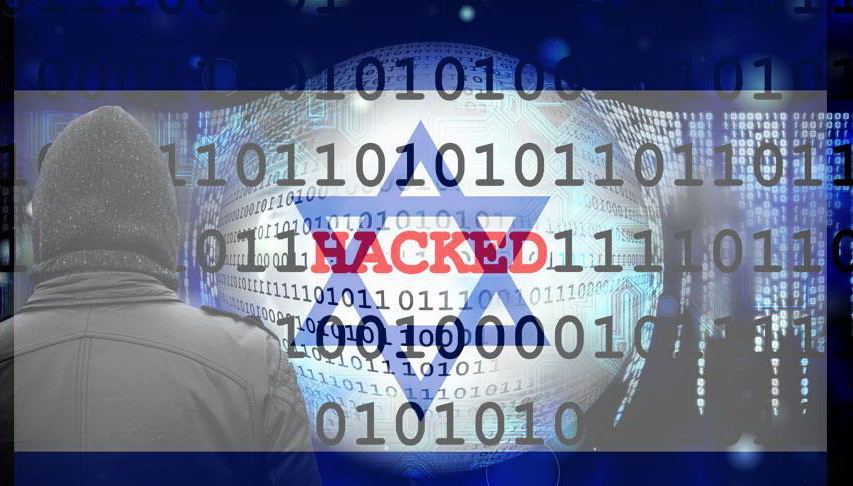 Hackers attacked Israeli sites