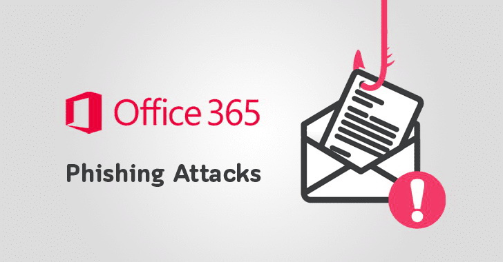 Office 365 phishing attacks