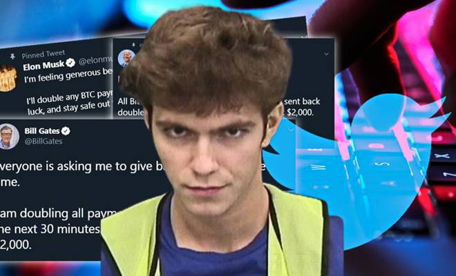 teenager accused of hacking Twitter