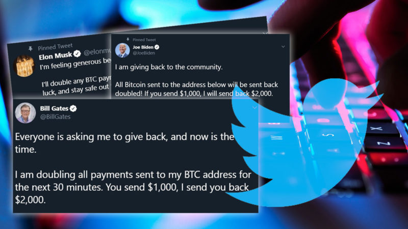 Twitter and targeted phone phishing