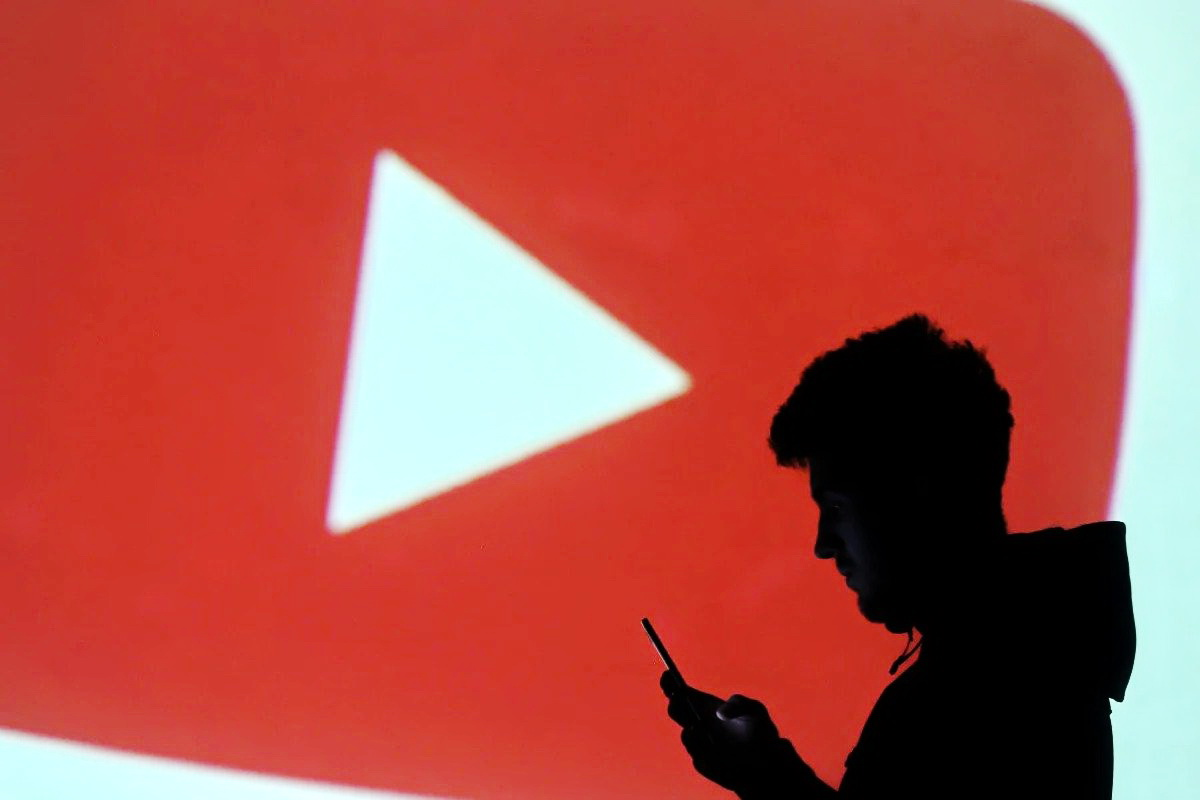 Google blocked YouTube channels
