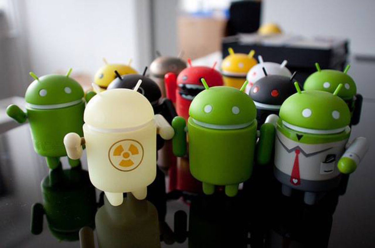 306 vulnerabilities in Android applications