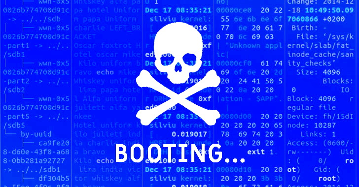 second ever bootkit for UEFI