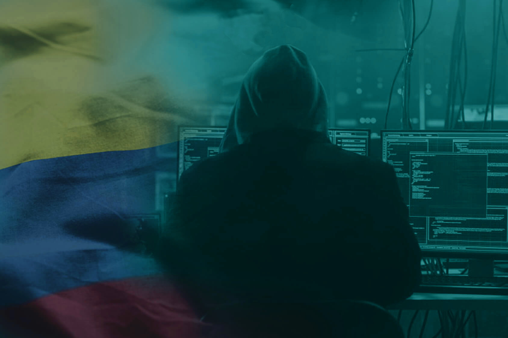 Hackers attack industries in Colombia