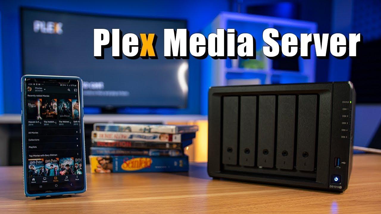 Systems with Plex Media Server