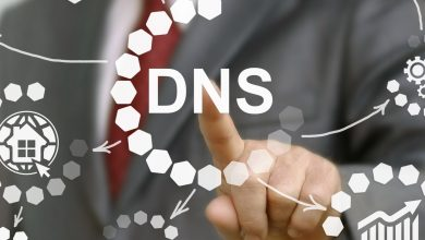 simultaneously hit by DNS attacks