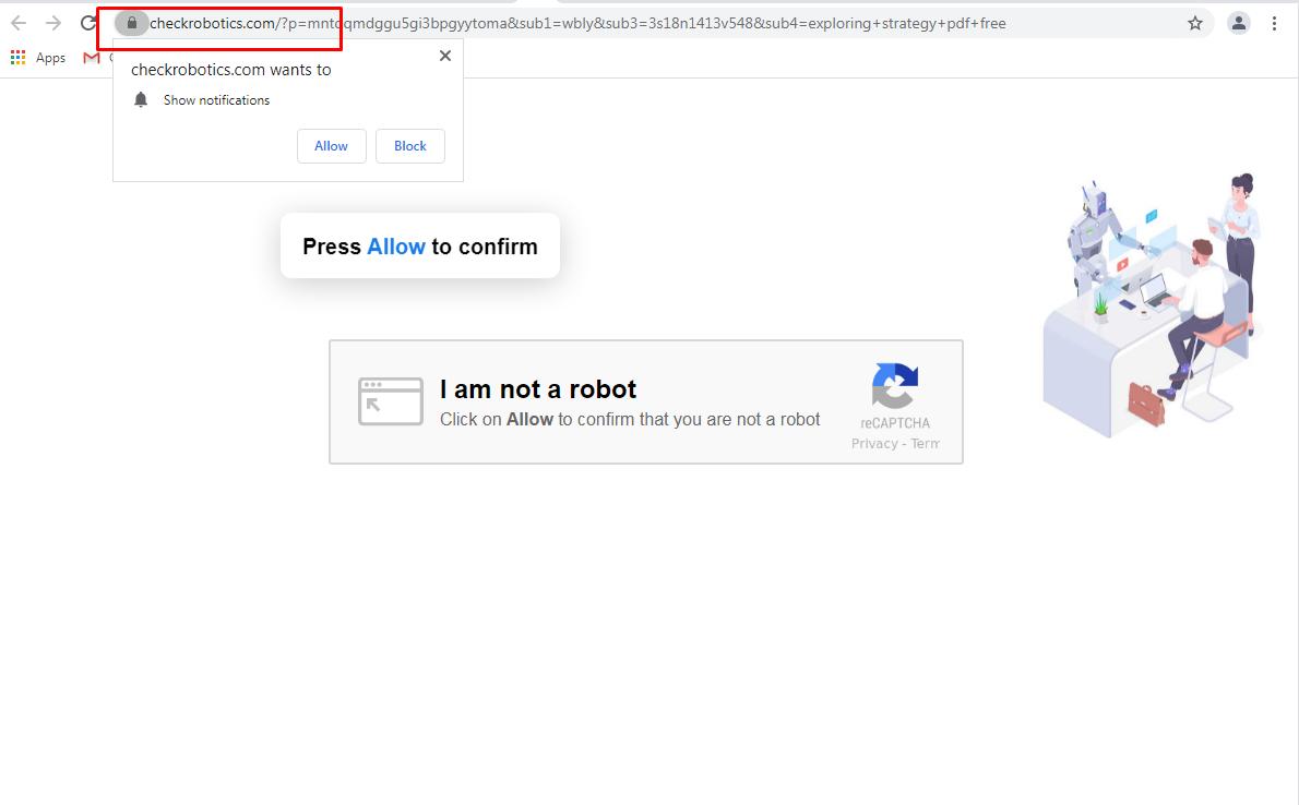 What is Checkrobotics.com?
