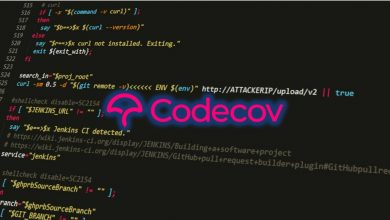 Hackers attacked Codecov