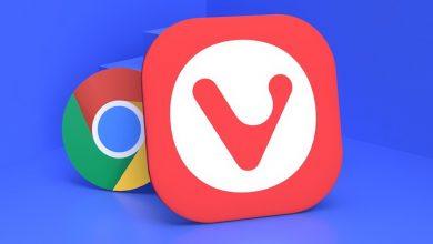 Vivaldi Blocked Google FLoC