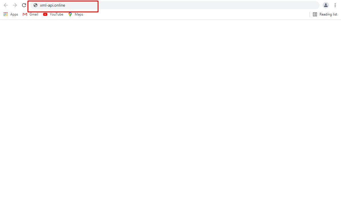 What is Xml-api.online?