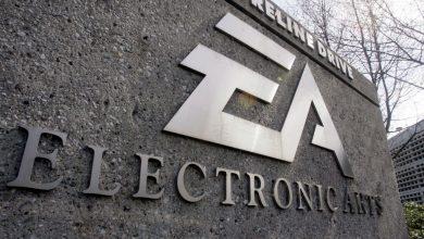Electronic Arts data