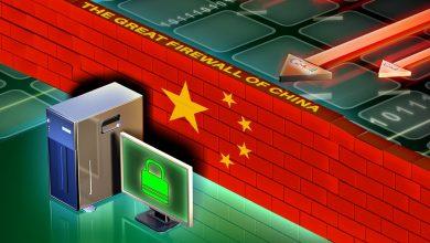 Great Firewall hidden layer