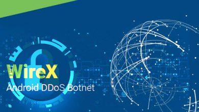 WireX botnet and DDOS attack